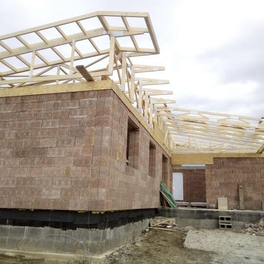 Novostavba rodinného domu Teriakovce - Obrazok