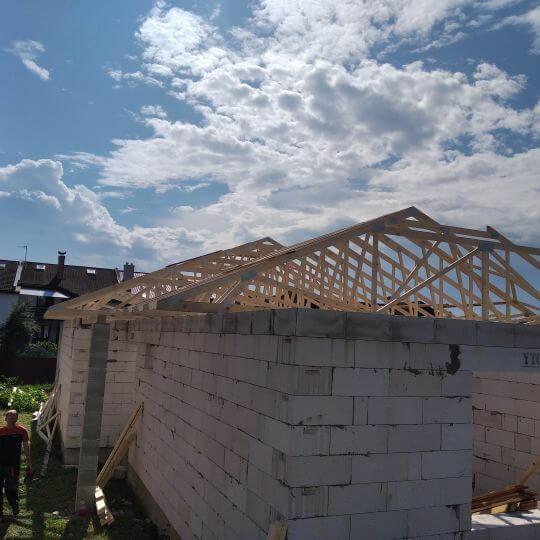 Novostavba rodinného domu MI + krytina - Obrazok
