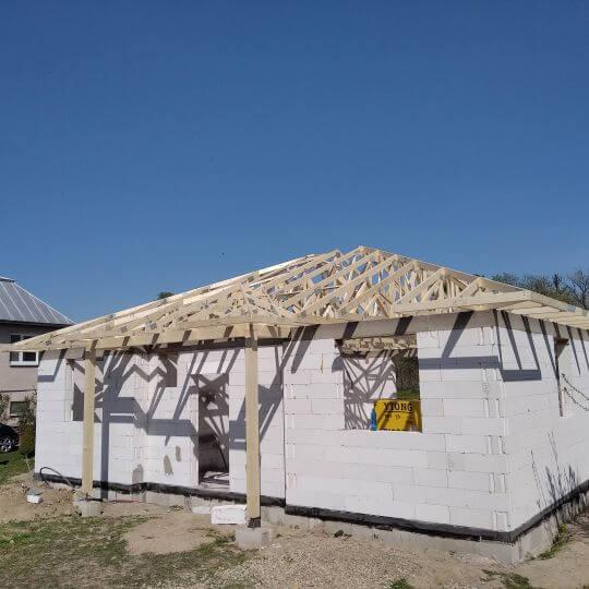Novostavba rodinného domu Trhovište - Obrazok