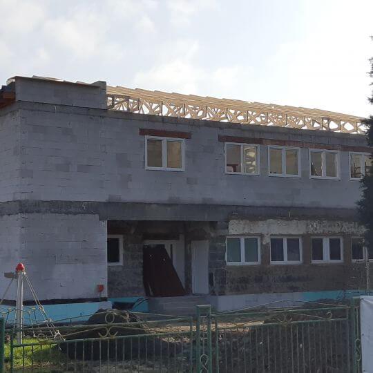 Novostavba MŠ v obci Čičava - Obrazok