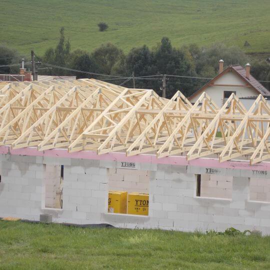Novostavba rodinného domu Veličná - Obrazok