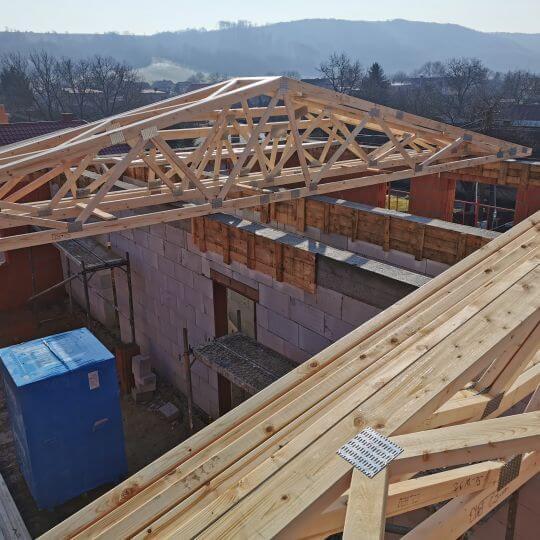 Nadstavba bytového domu Vyšný Žipov - Obrazok