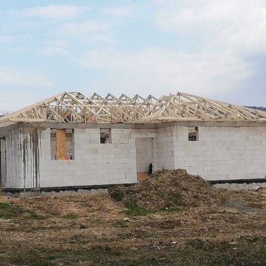 Novostavba rodinného domu Trnava pri Laborci - Obrazok
