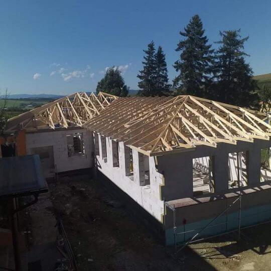Prístavba materskej školy Šarišské Jastrabie - Obrazok