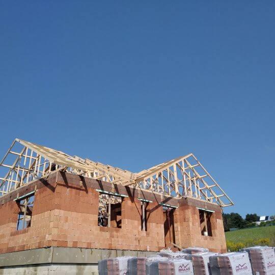 Novostavba rodinného domu Ploské - Obrazok