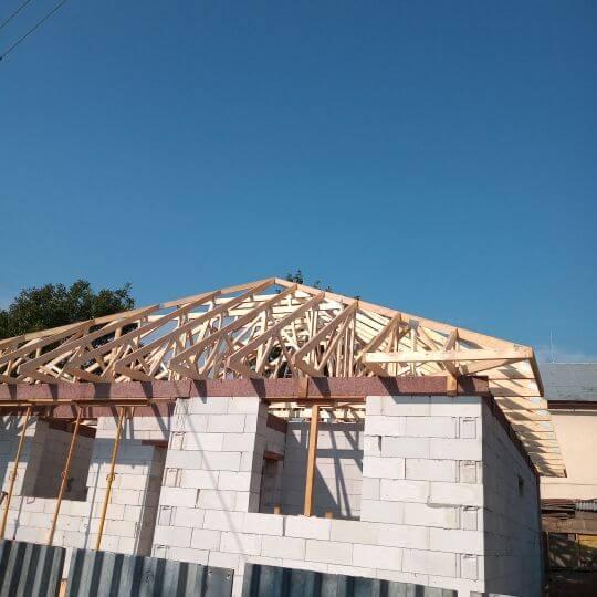 Novostavba rodinného domu Vyšná Myšľa - Obrazok