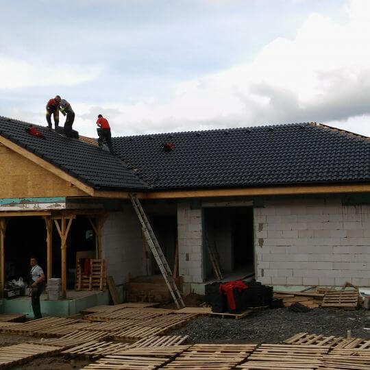 Novostavba rodinného domu Vranov nad Topľou - Obrazok