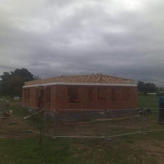 Novostavba komunitného centra BAJANY - Obrazok