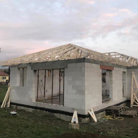 Novostavba rodinného domu Ďurková - Obrazok