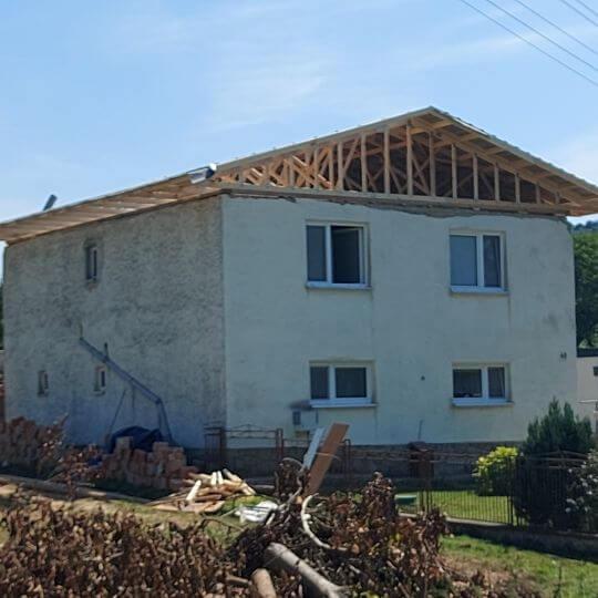 Rekonštrukcia domu Petkovce - Obrazok