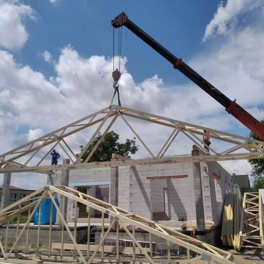Rekonštrukcia + prístavba rodinného domu - Obrazok